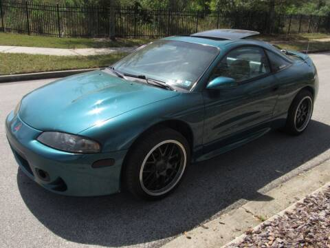 1998 Mitsubishi Eclipse GS for sale at AEM Automotive in Jacksonville FL