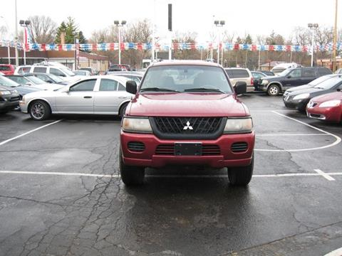 2002 Mitsubishi Montero Sport for sale in Detroit, MI