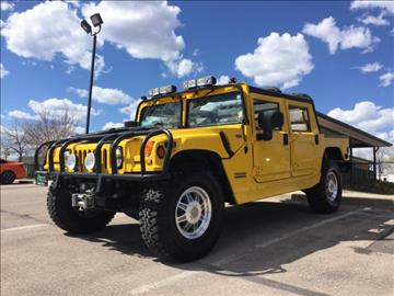 2001 HUMMER H1 for sale in Rapid City, SD