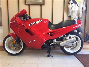 1991 Ducati 907 Paso