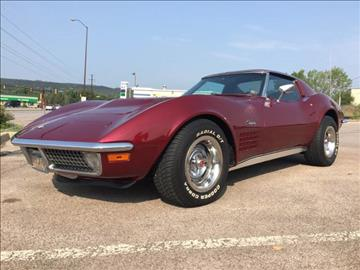 1971 Chevrolet Corvette for sale in Rapid City, SD