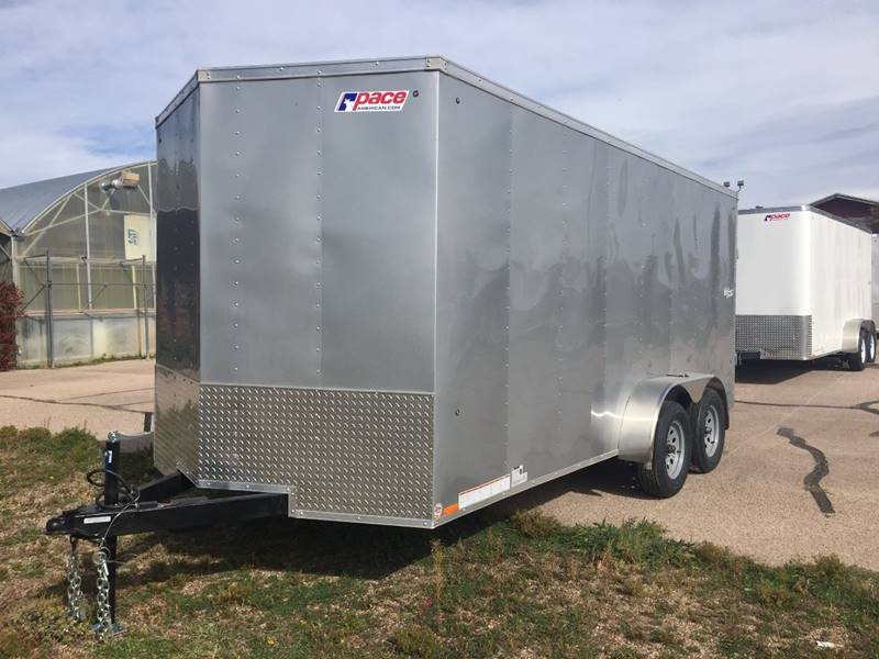 2018 pace american ob7x16te2 in rapid city sd shamrock for Rapid motors rapid city sd