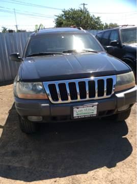 2001 Jeep Grand Cherokee for sale in Modesto, CA