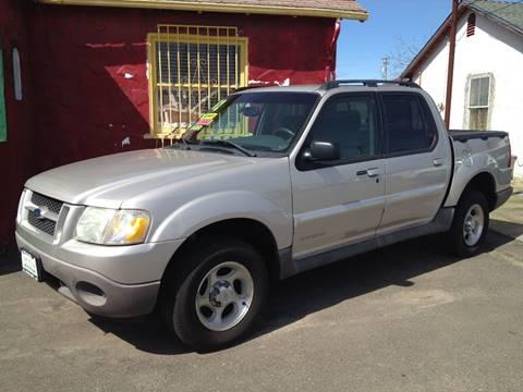 2002 Ford Explorer Sport Trac for sale in Modesto, CA