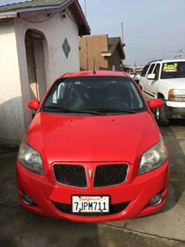2009 Pontiac G3 for sale in Modesto, CA