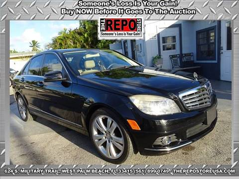 2011 Mercedes-Benz C-Class for sale in West Palm Beach, FL