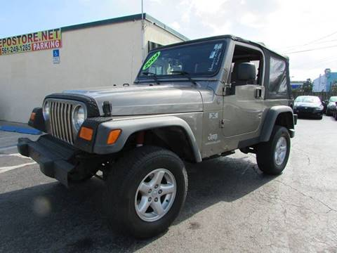jeep wrangler for sale west palm beach fl. Black Bedroom Furniture Sets. Home Design Ideas