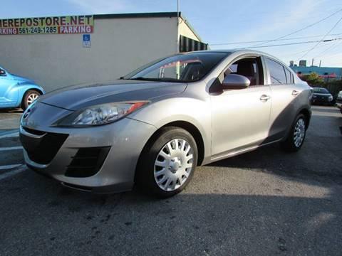 2010 Mazda MAZDA3 for sale in West Palm Beach, FL