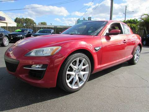 2009 Mazda RX-8 for sale in West Palm Beach, FL