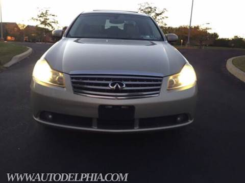 2006 Infiniti M35 for sale in Lansdowne, PA
