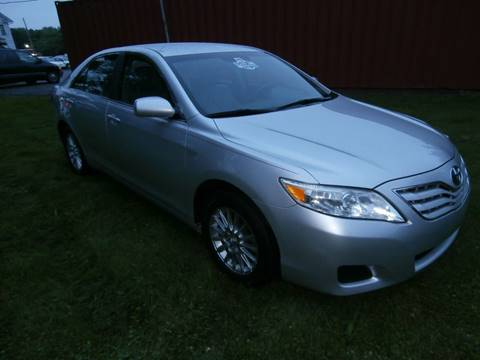 2010 Toyota Camry for sale at JMS Motors in Lancaster PA