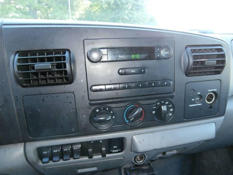 2005 Ford F-550 XL - Lancaster PA