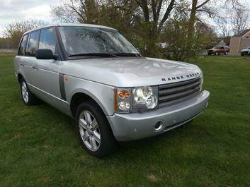 2004 Land Rover Range Rover for sale at JMS Motors in Lancaster PA