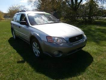 2007 Subaru Outback for sale at JMS Motors in Lancaster PA