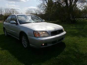 2003 Subaru Legacy for sale at JMS Motors in Lancaster PA