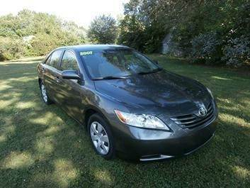 2007 Toyota Camry for sale at JMS Motors in Lancaster PA