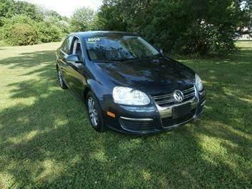 2005 Volkswagen Jetta for sale at JMS Motors in Lancaster PA
