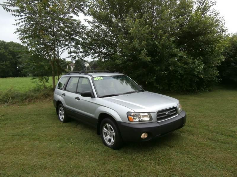 2004 Subaru Forester for sale at JMS Motors in Lancaster PA