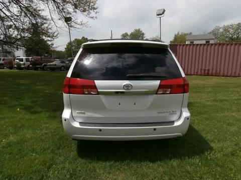 2004 Toyota Sienna for sale at JMS Motors in Lancaster PA