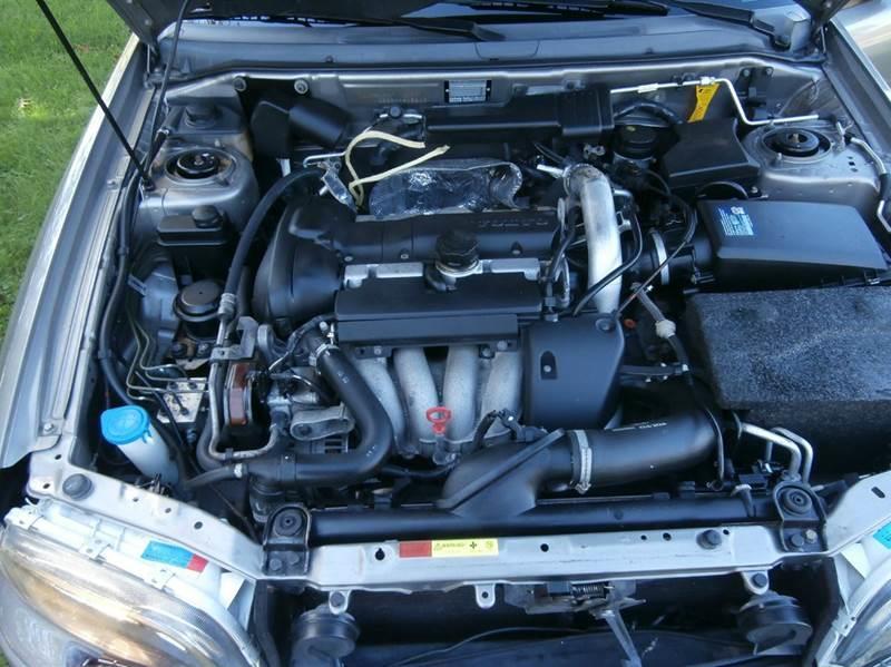 2004 Volvo S40 Base 4dr Turbo Sedan - Lancaster PA