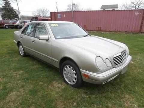 1999 Mercedes-Benz E-Class for sale at JMS Motors in Lancaster PA