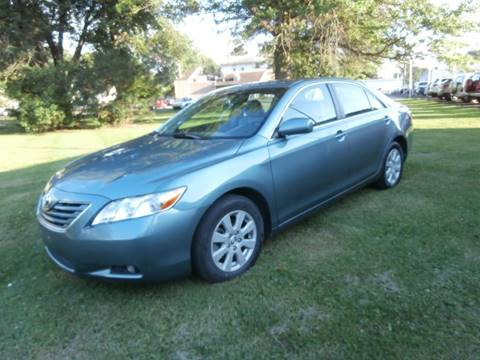 2008 Toyota Camry for sale at JMS Motors in Lancaster PA