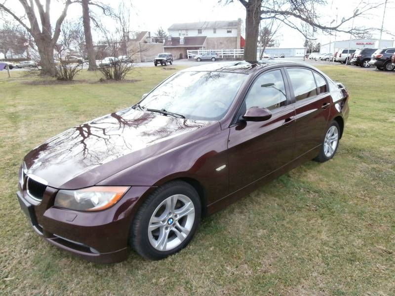 2008 BMW 3 Series AWD 328xi 4dr Sedan SULEV - Lancaster PA