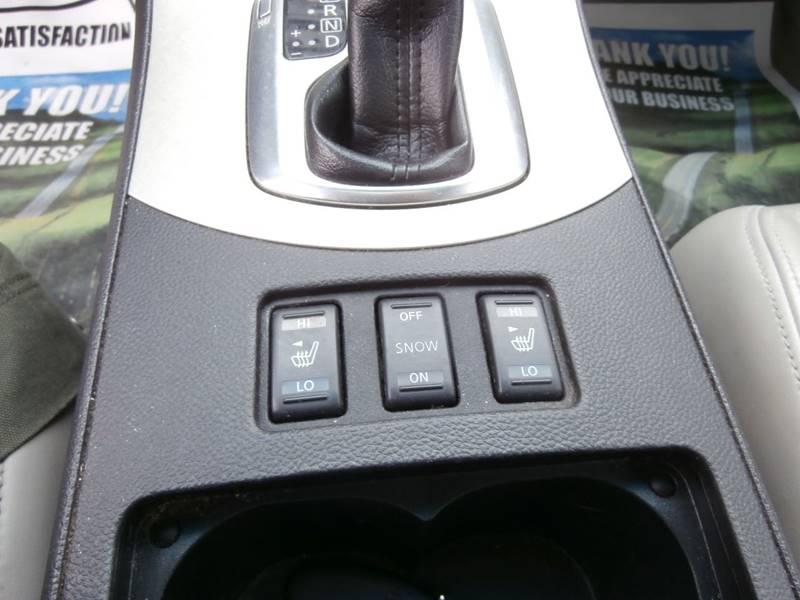 2008 Infiniti G35
