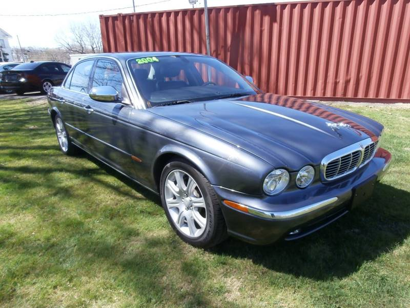 2004 Jaguar XJ-Series