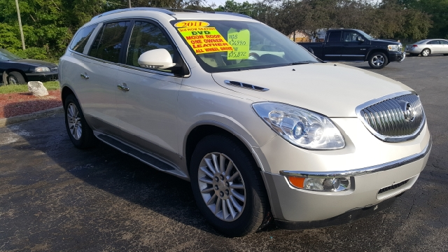 2011 Buick Enclave for sale at Murdock Used Cars in Niles MI