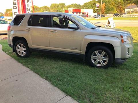 2015 GMC Terrain for sale in Niles, MI