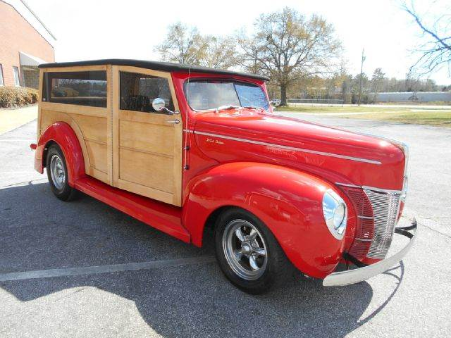 1940 Ford Deluxe for sale at Classic Cars of South Carolina in Gray Court SC