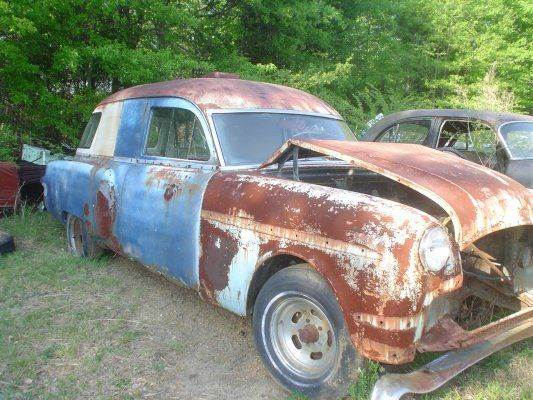 1952 Packard Flower Car Hearse for sale at Classic Cars of South Carolina in Gray Court SC