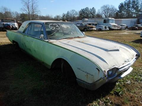 1961 Ford Thunderbird for sale in Gray Court, SC