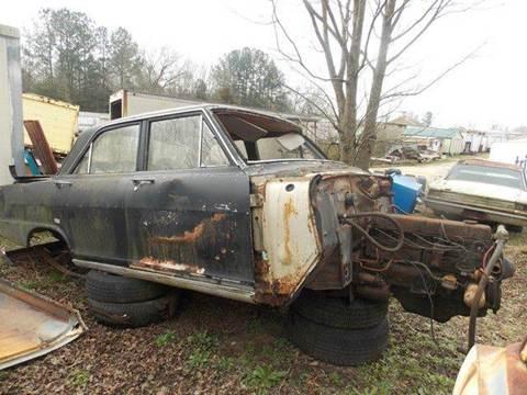 1965 Chevrolet Nova for sale in Gray Court, SC