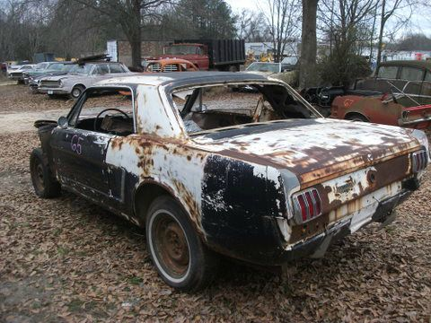 1965 ford mustang in gray court sc classic cars of south carolina. Black Bedroom Furniture Sets. Home Design Ideas