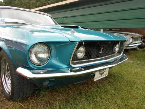 1968 ford mustang in gray court sc classic cars of south carolina. Black Bedroom Furniture Sets. Home Design Ideas