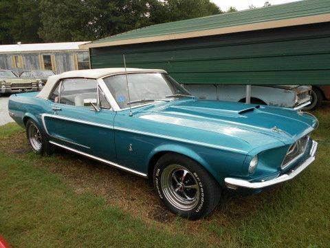 1968 ford mustang for sale. Black Bedroom Furniture Sets. Home Design Ideas