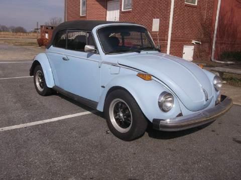 1974 Volkswagen Beetle Convertible for sale in Gray Court, SC