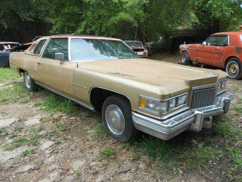 1975 Cadillac DeVille For Sale - Carsforsale.com®