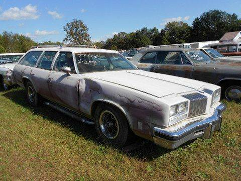 1977 Oldsmobile Custom Cruiser for sale at Classic Cars of South Carolina in Gray Court SC
