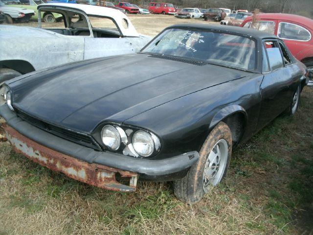 1978 jaguar xjs in gray court sc classic cars of south carolina. Black Bedroom Furniture Sets. Home Design Ideas