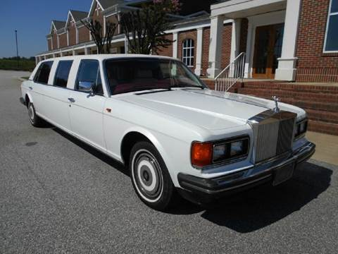 1989 Rolls-Royce Silver Spur for sale at Classic Cars of South Carolina in Gray Court SC
