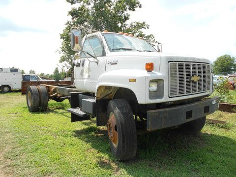 1991 Chevrolet Kodiak for sale at Classic Cars of South Carolina in Gray Court SC