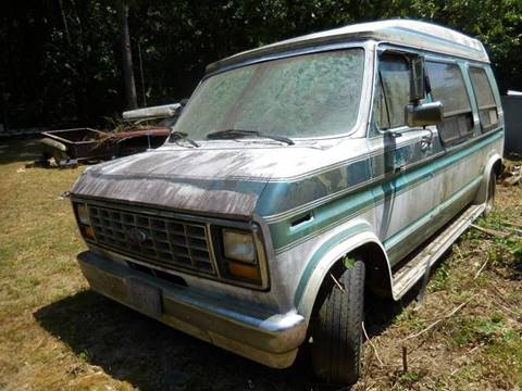 1991 Ford E-150 for sale in Gray Court, SC