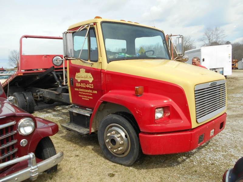 1999 Freightliner Rollback for sale at Classic Cars of South Carolina in Gray Court SC