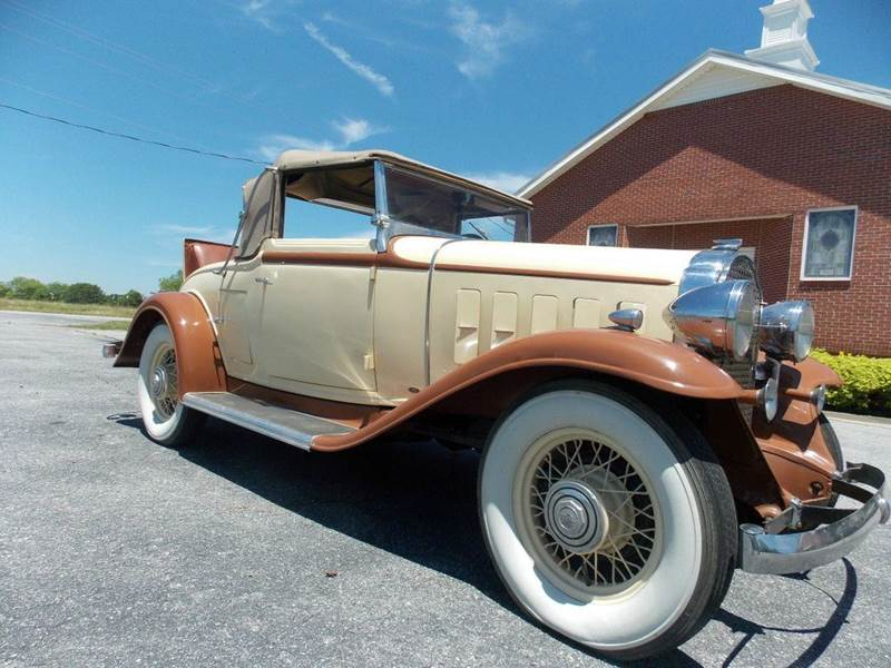 1932 Buick 56-C Convertible In Gray Court SC - Classic Cars of South ...