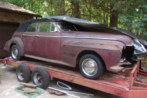 1941 Oldsmobile Ninety-Eight for sale at Classic Cars of South Carolina in Gray Court SC