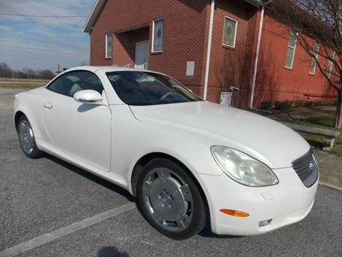 2002 Lexus SC 430 for sale in Gray Court, SC