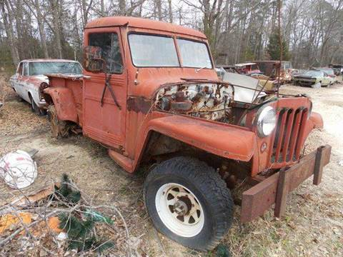 1958 Jeep Willys for sale in Gray Court, SC